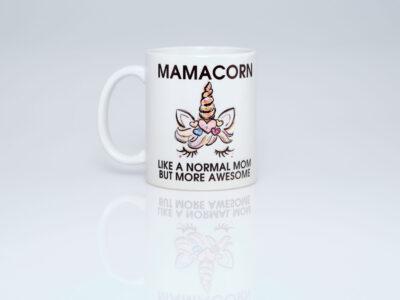 Mamacorn mug