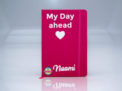 My day ahead note book