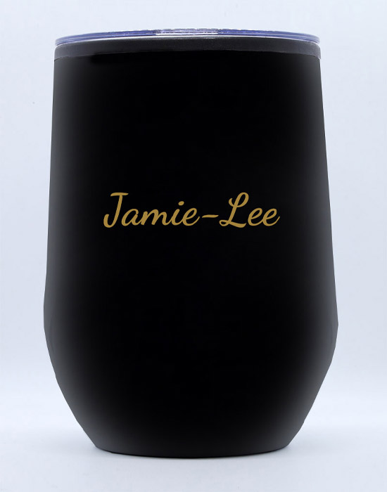 Personalised4u wine tumblers